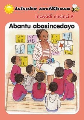 Picture of Abantu abasincedayo