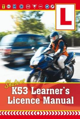 Picture of Shuters K53 learner's licence manual