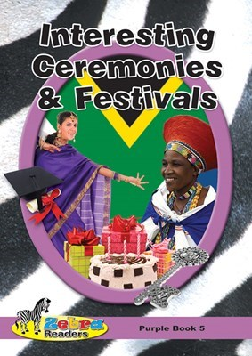 Interesting Ceremonies & Festivals: Purple Book 5