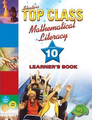 Picture of Mathematical Literacy : Gr 10: Learner's book