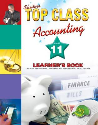 Picture of Accounting : Gr 11: Learner's book