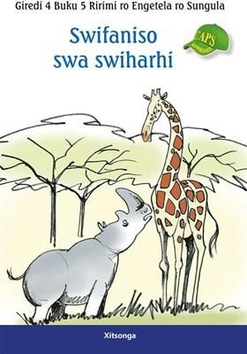 Picture of Swifaniso swa swiharhi : Giredi 4 : Buku 5 Ririmi ro Engetela ro Sungula