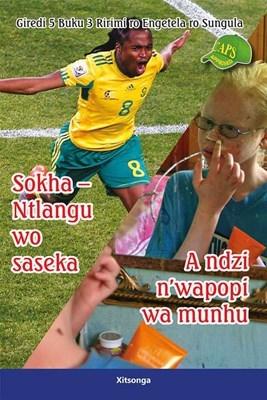 Picture of Sokha – Ntlangu wo saseka, A ndzi n'wapopi wa munhu : Giredi 5 : Buku 3 Ririmi ro Engetela ro Sungula