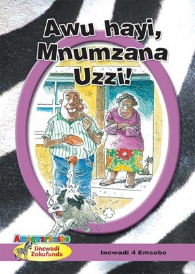 Picture of Zebra readers: Purple Grade 5, Book 4