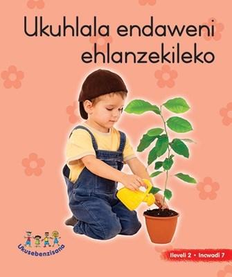 Picture of Ukuhlala Endaweni Ehlanzekileko : Grade R : Picture Book Level 2, Book 7