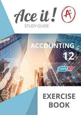 Picture of Accounting exercise book