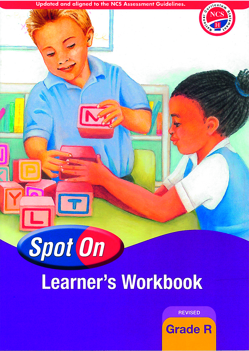 Picture of Spot On English: Grade R: Learners Workbook