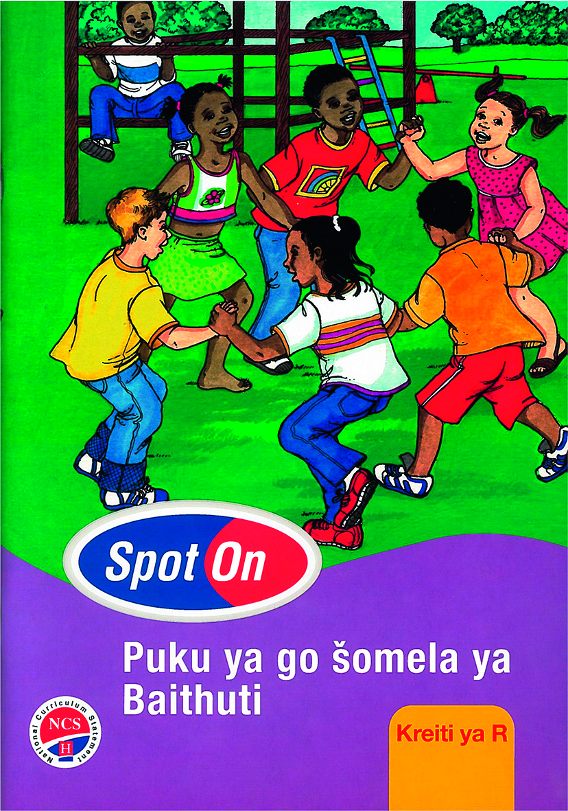 Picture of Spot On Sepedi: Grade R: Learners Workbook