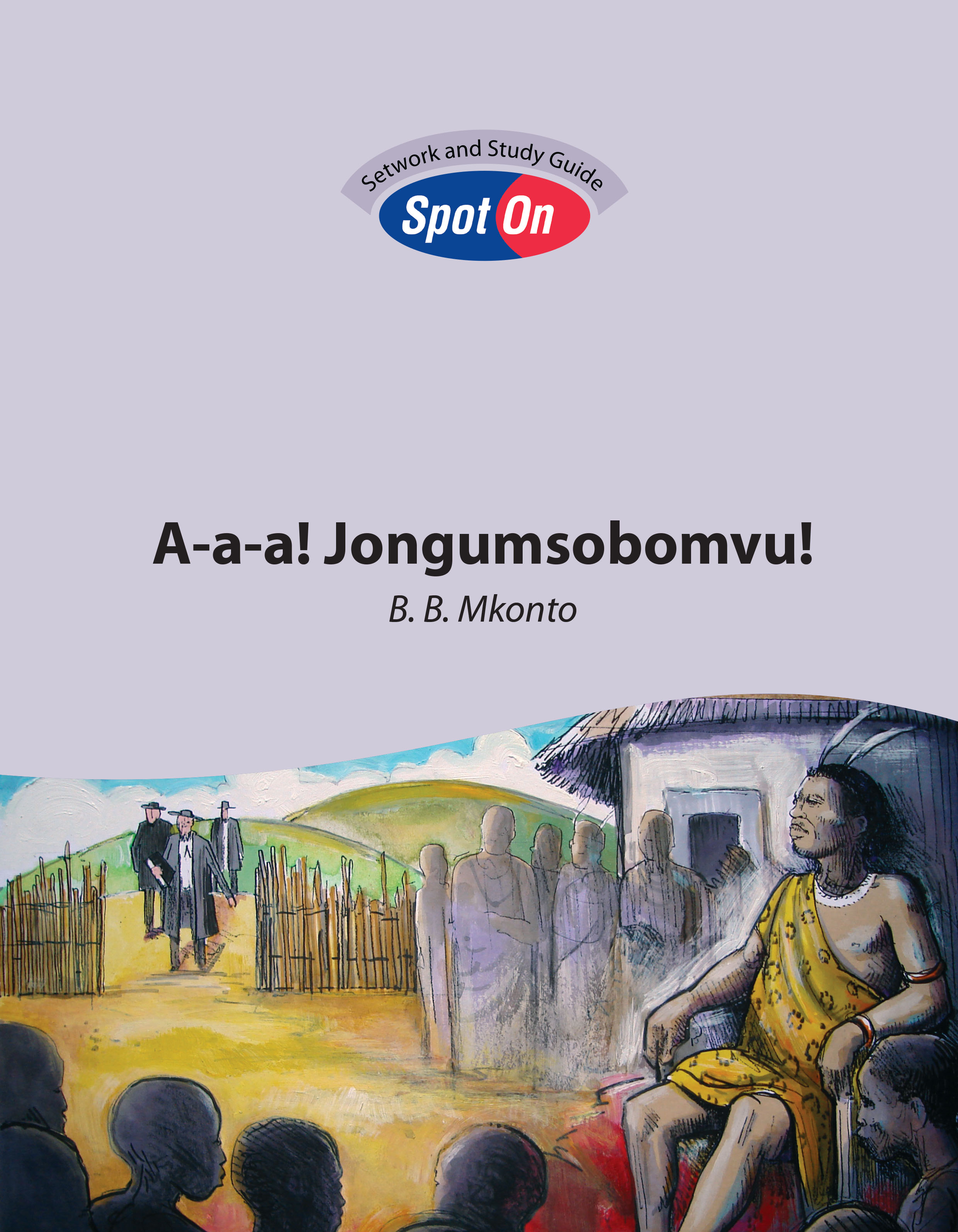Picture of A-a-a! Jongumsobomvu!