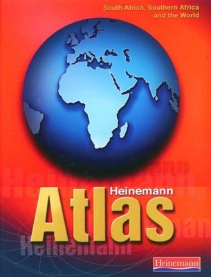 Picture of Heinemann atlas: Gr 9 : FET phase