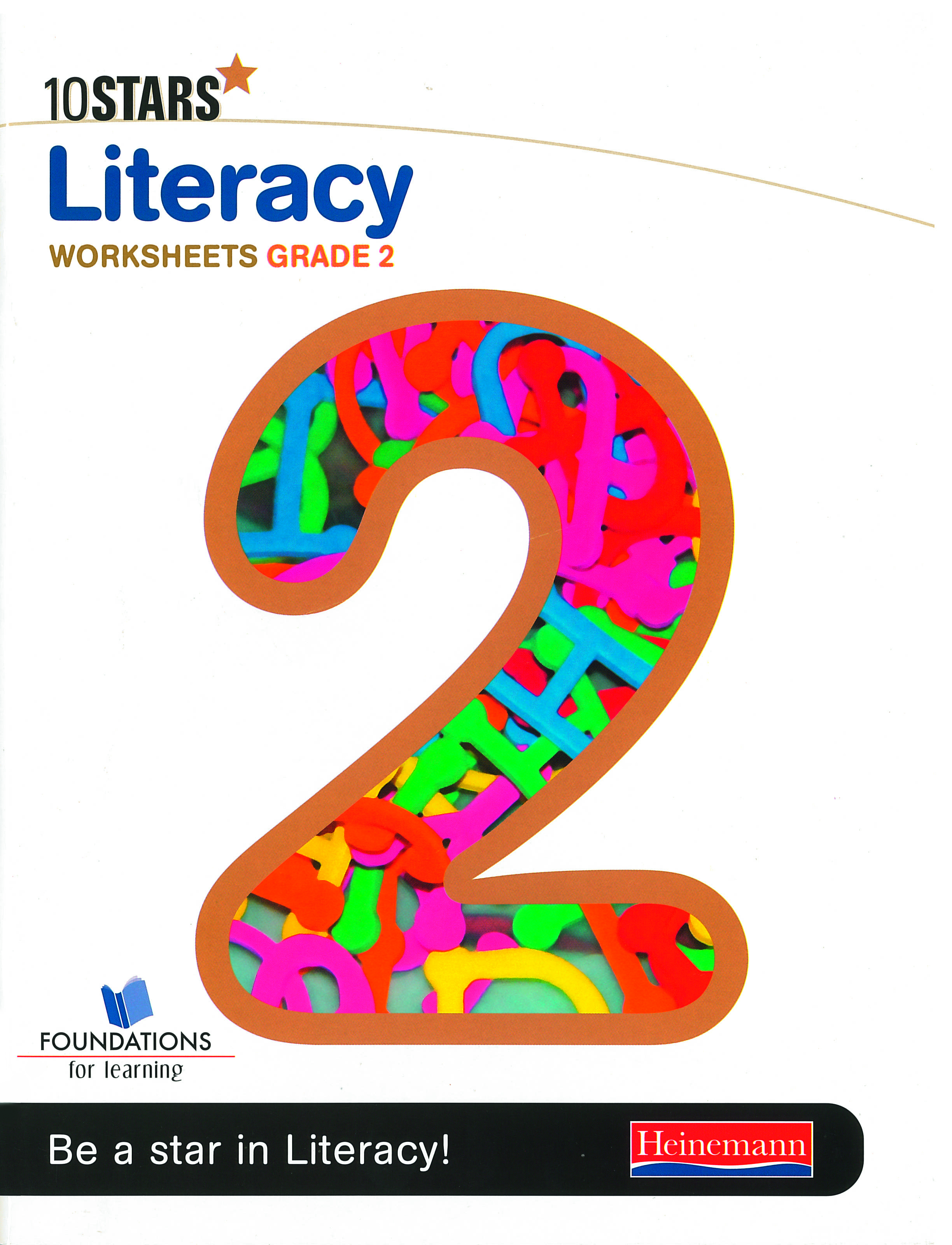 Picture of 10 Stars literacy: Grade 2: Workbook