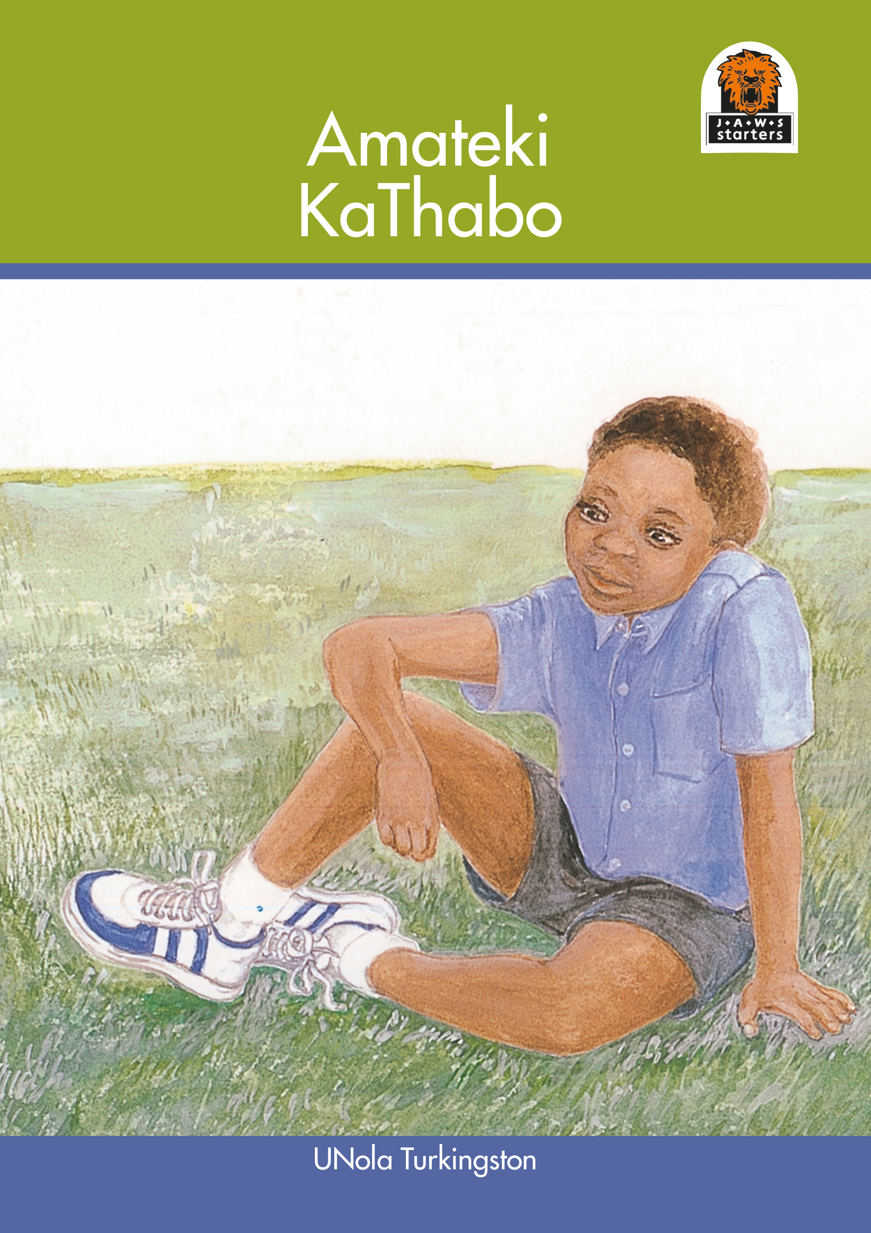 Picture of Amateki kathabo: Gr 1 - 3: Reader