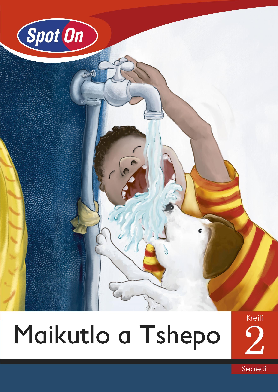 Picture of Spot On Sepedi: Maikutlo a Tshepo : Mphato 2 : Padiso