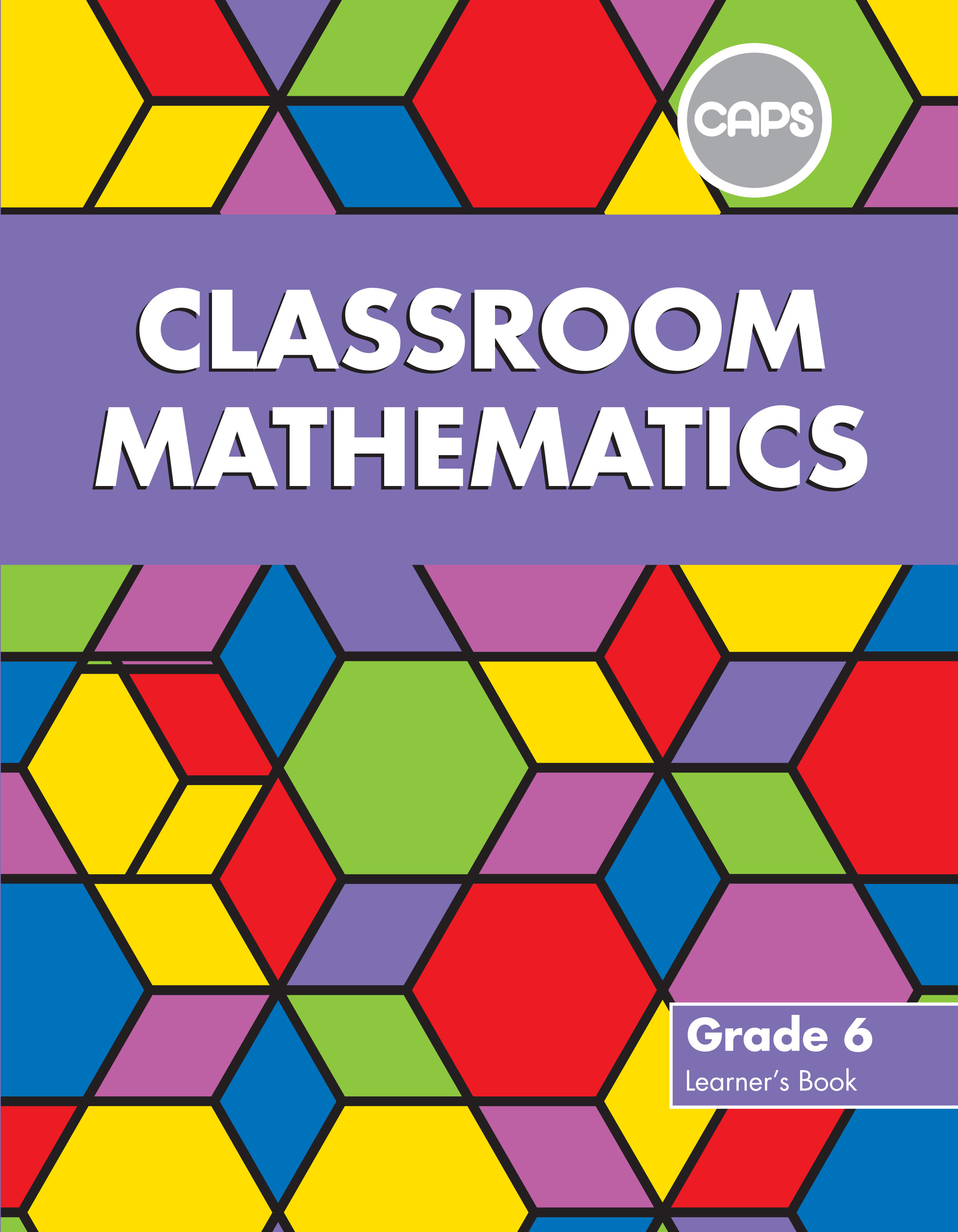 Picture of Classroom mathematics CAPS