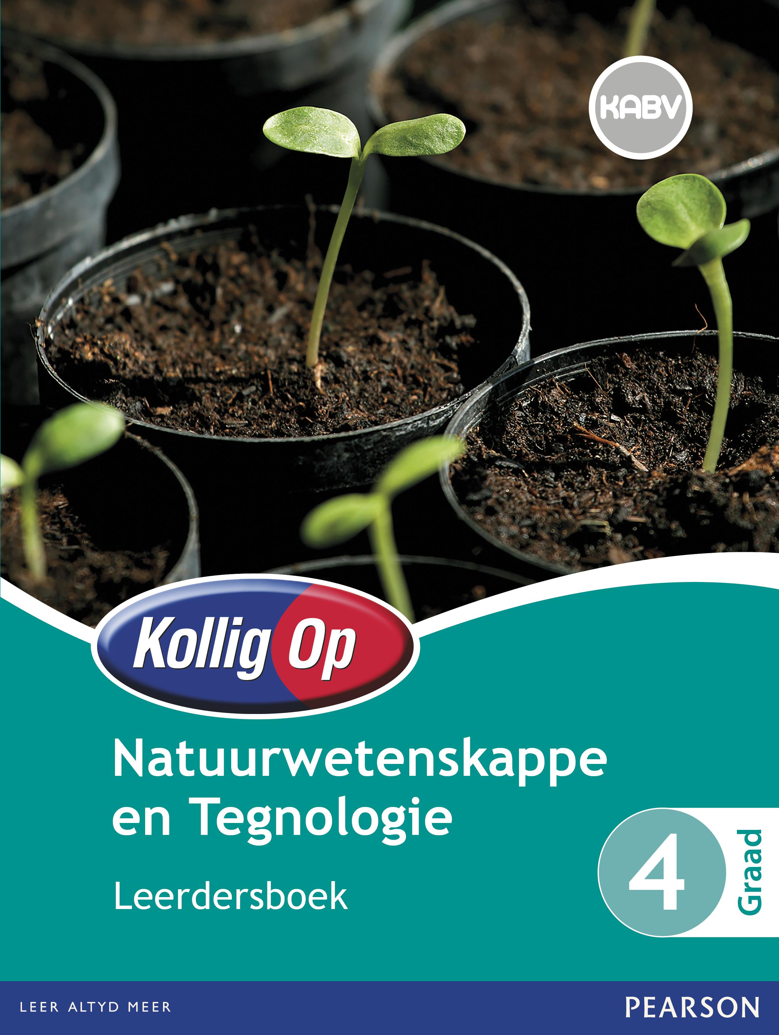 Picture of Kollig Op Natuurwetenskappe en Tegnologie: Graad 4: Leerdersboek