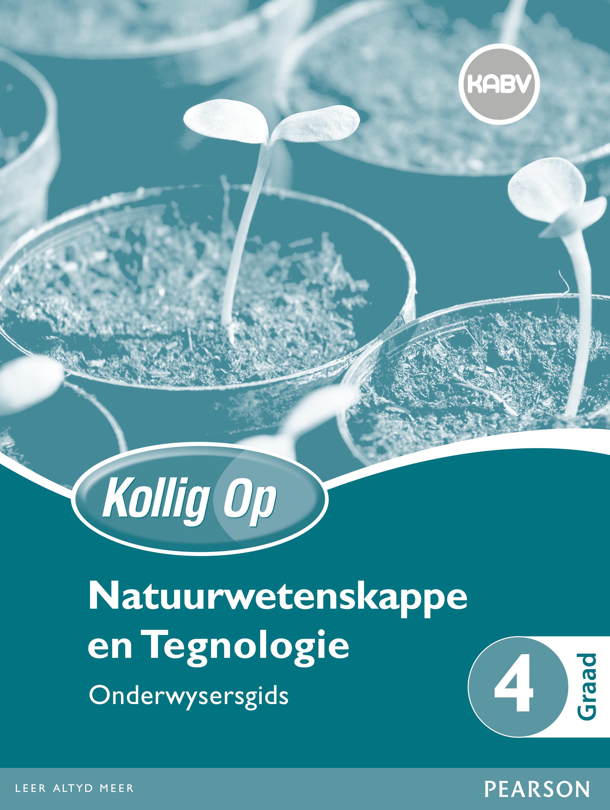 Picture of Kollig op natuurwetenskappe en tegnologie CAPS
