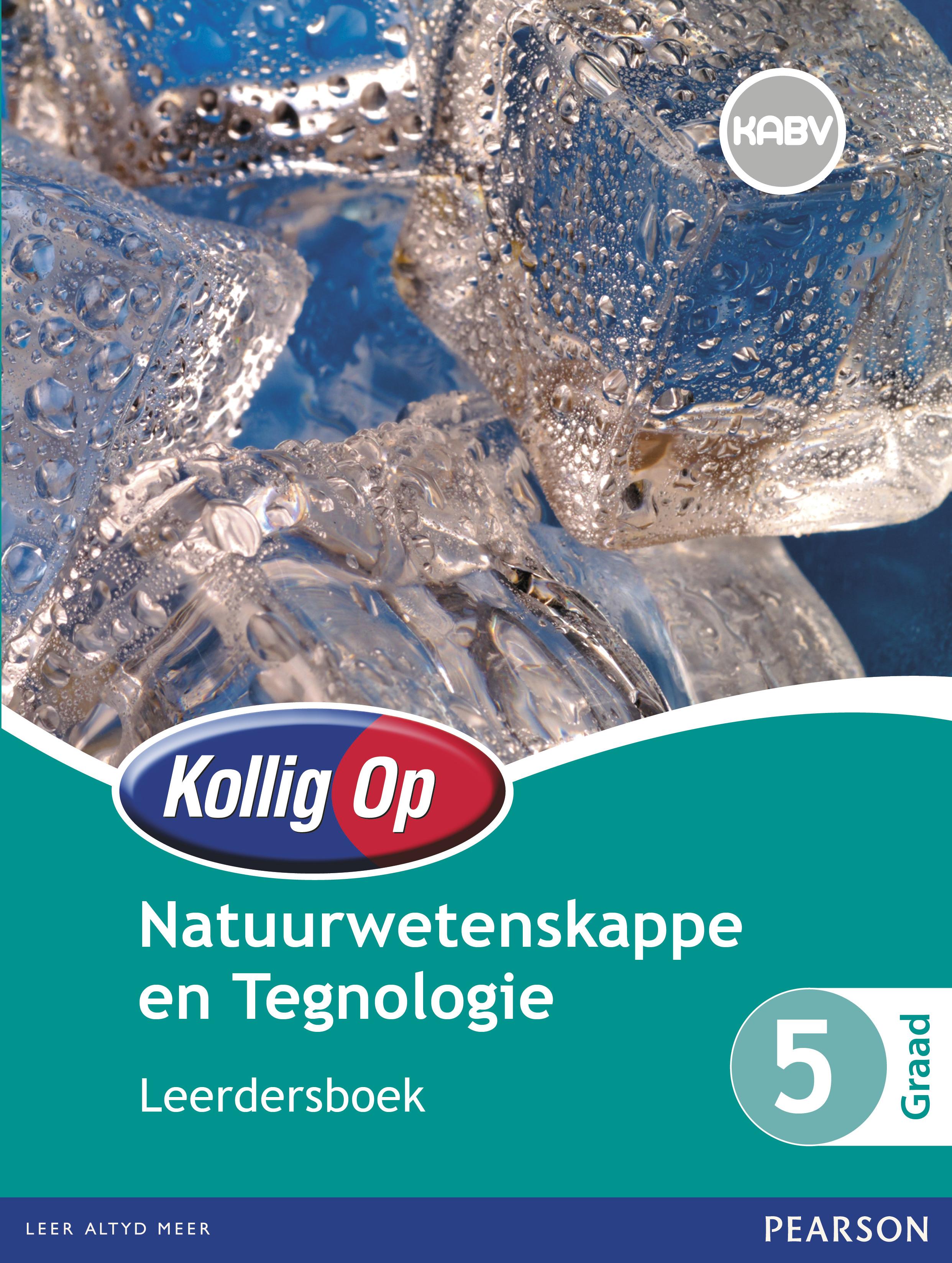 Picture of Kollig Op Natuurwetenskappe en Tegnologie: Graad 5: Leerdersboek