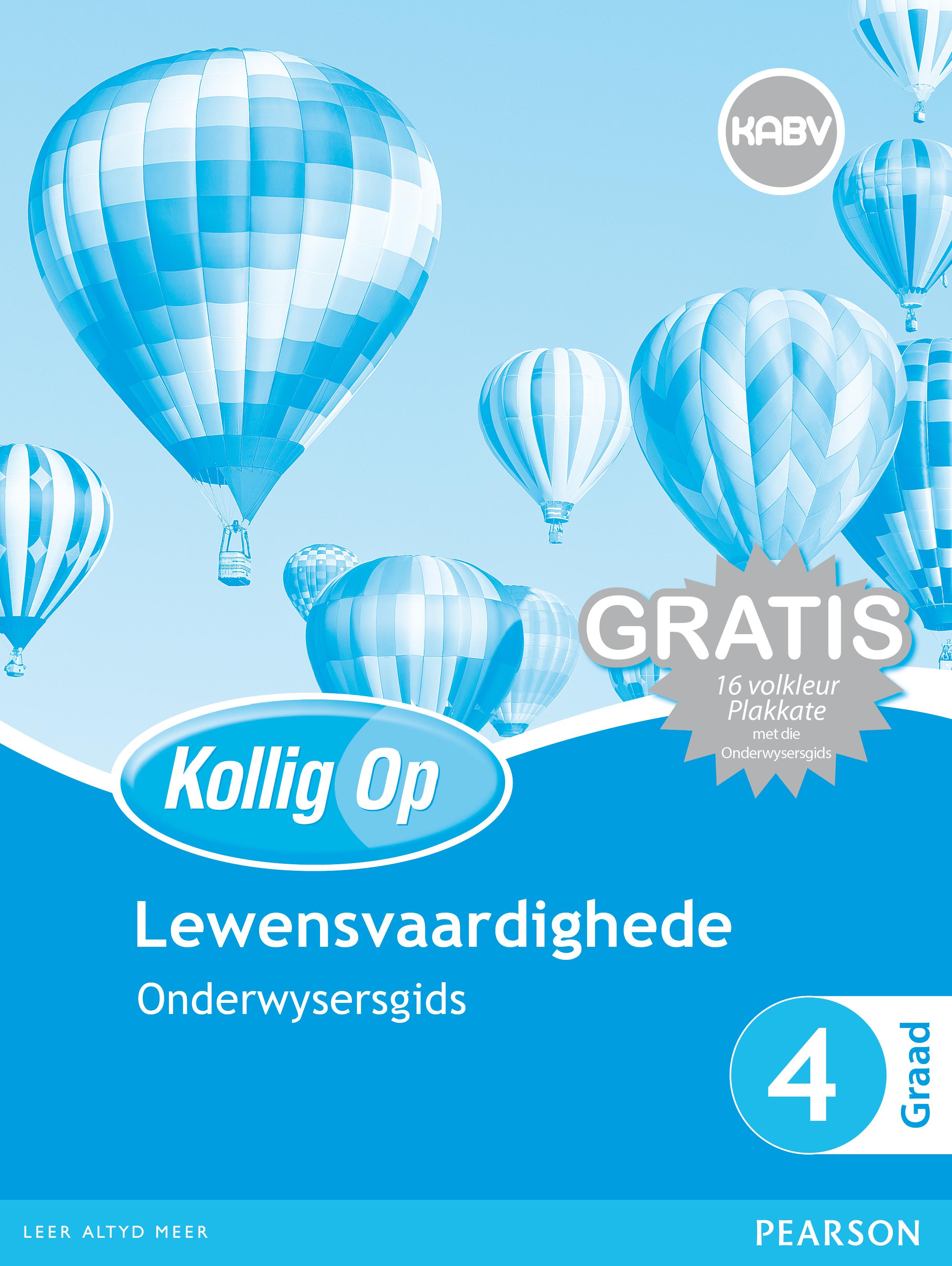 Picture of Kollig Op Lewensvaardighede: Graad 4: Onderwysersgids en Gratis Plakaat Pak