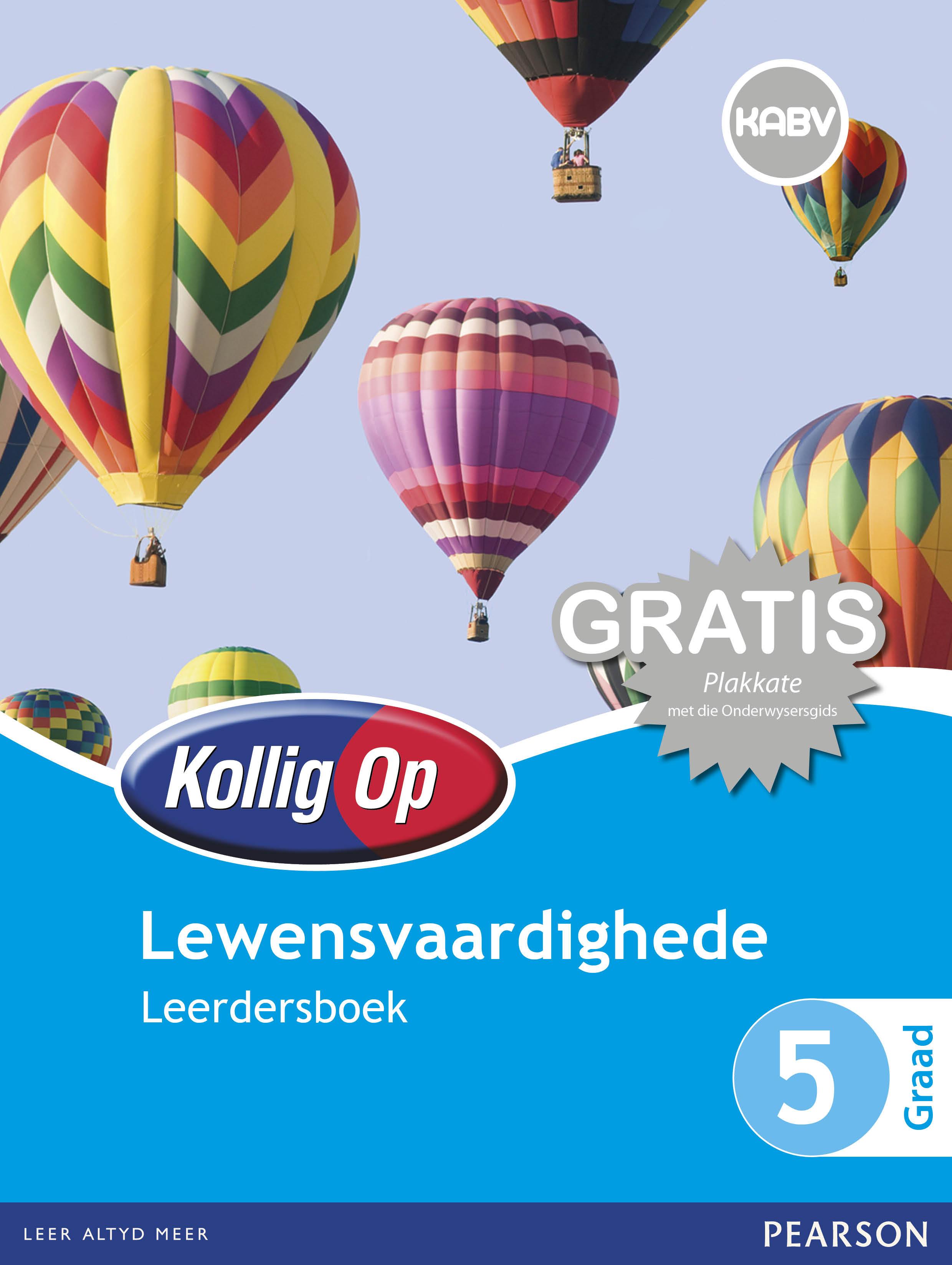 Picture of Kollig Op Lewensvaardighede: Graad 5: Leerdersboek