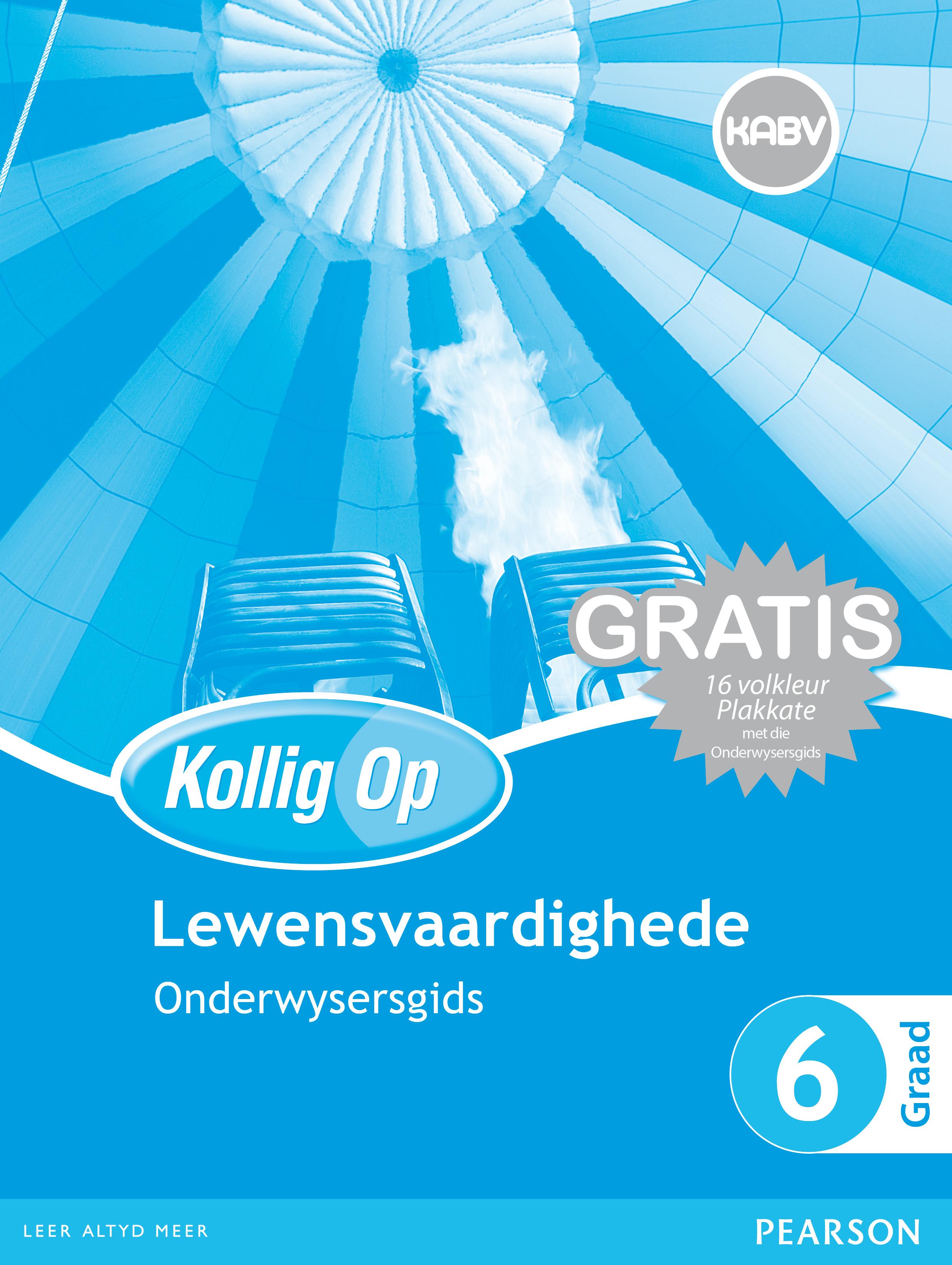 Picture of Kollig Op Lewensvaardighede: Graad 6: Onderwysersgids en Gratis Plakaat Pak