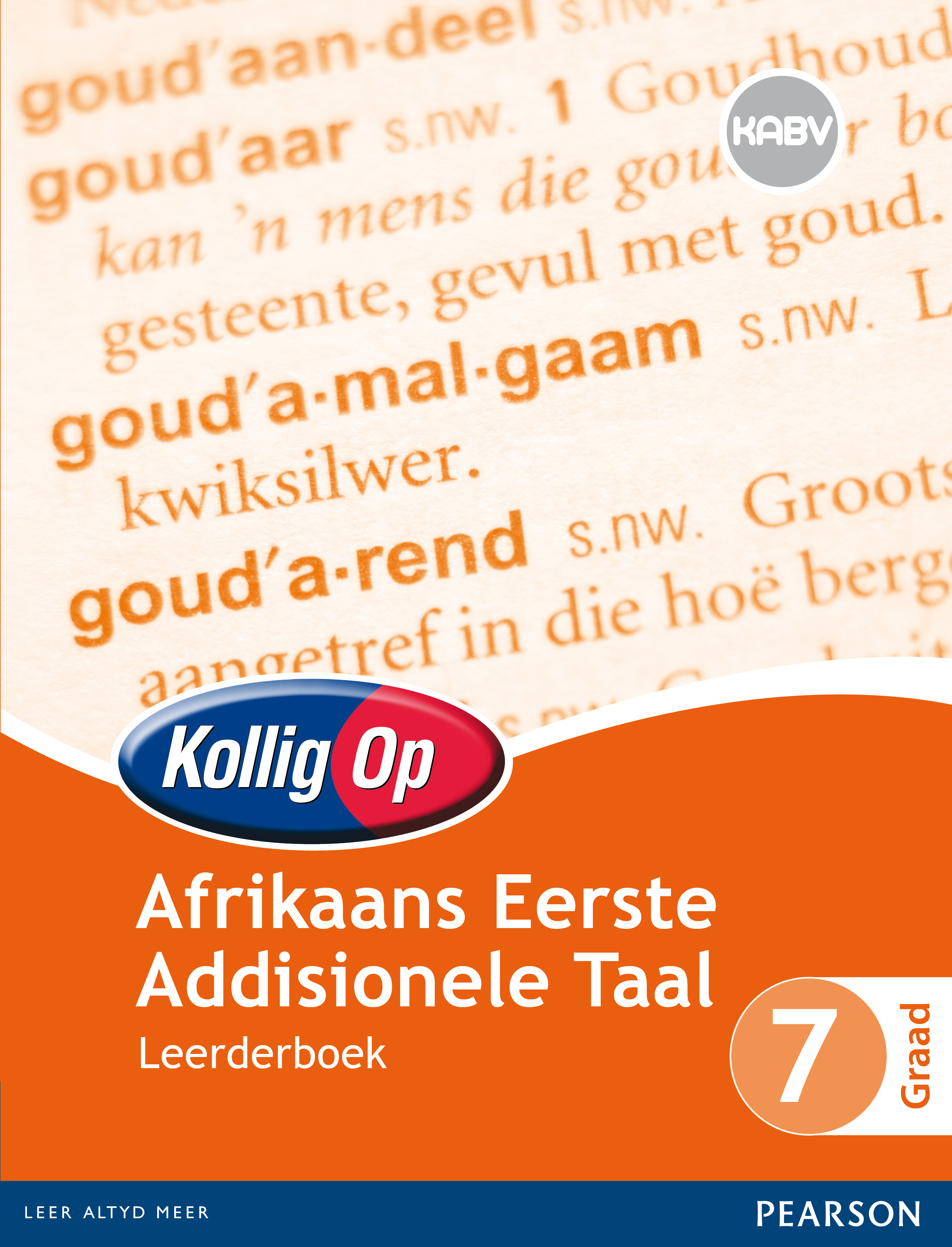 Picture of Kollig Op Afrikaans Eerste Addisionele Taal: Graad 7: Leerdersboek