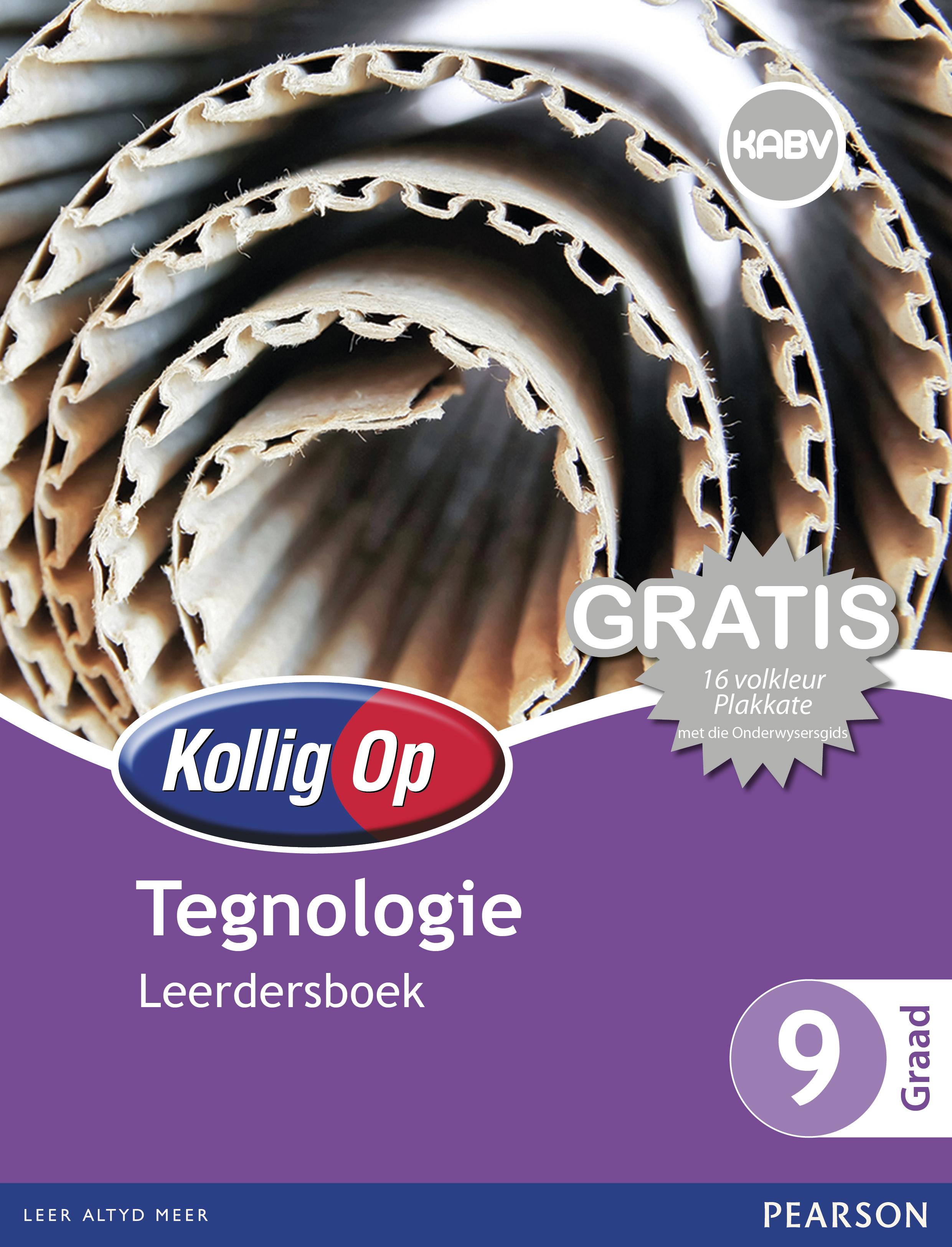 Picture of Kollig Op Tegnologie: Graad 9: Leerdersboek
