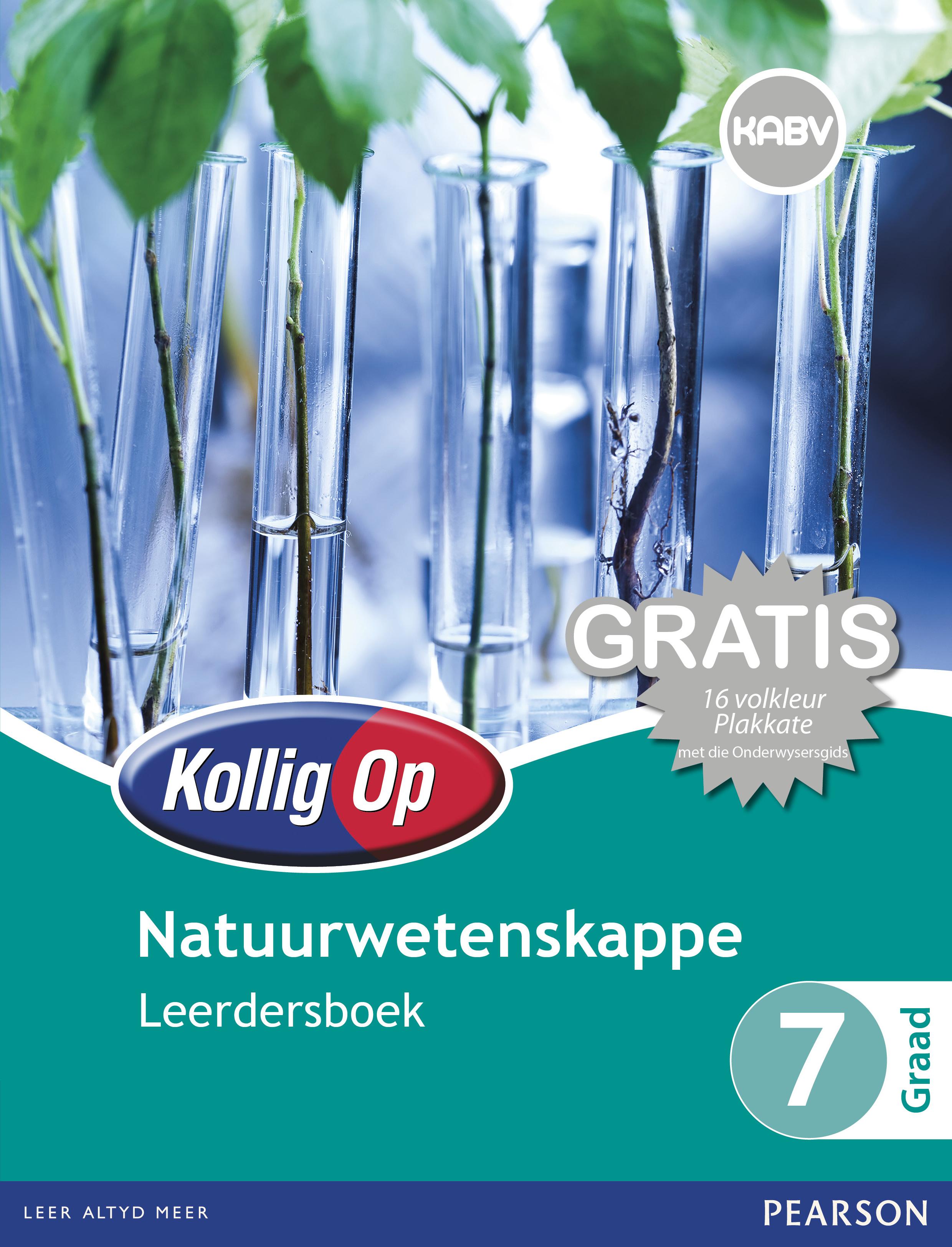 Picture of Kollig Op Natuurwetenskappe: Graad 7: Leerdersboek