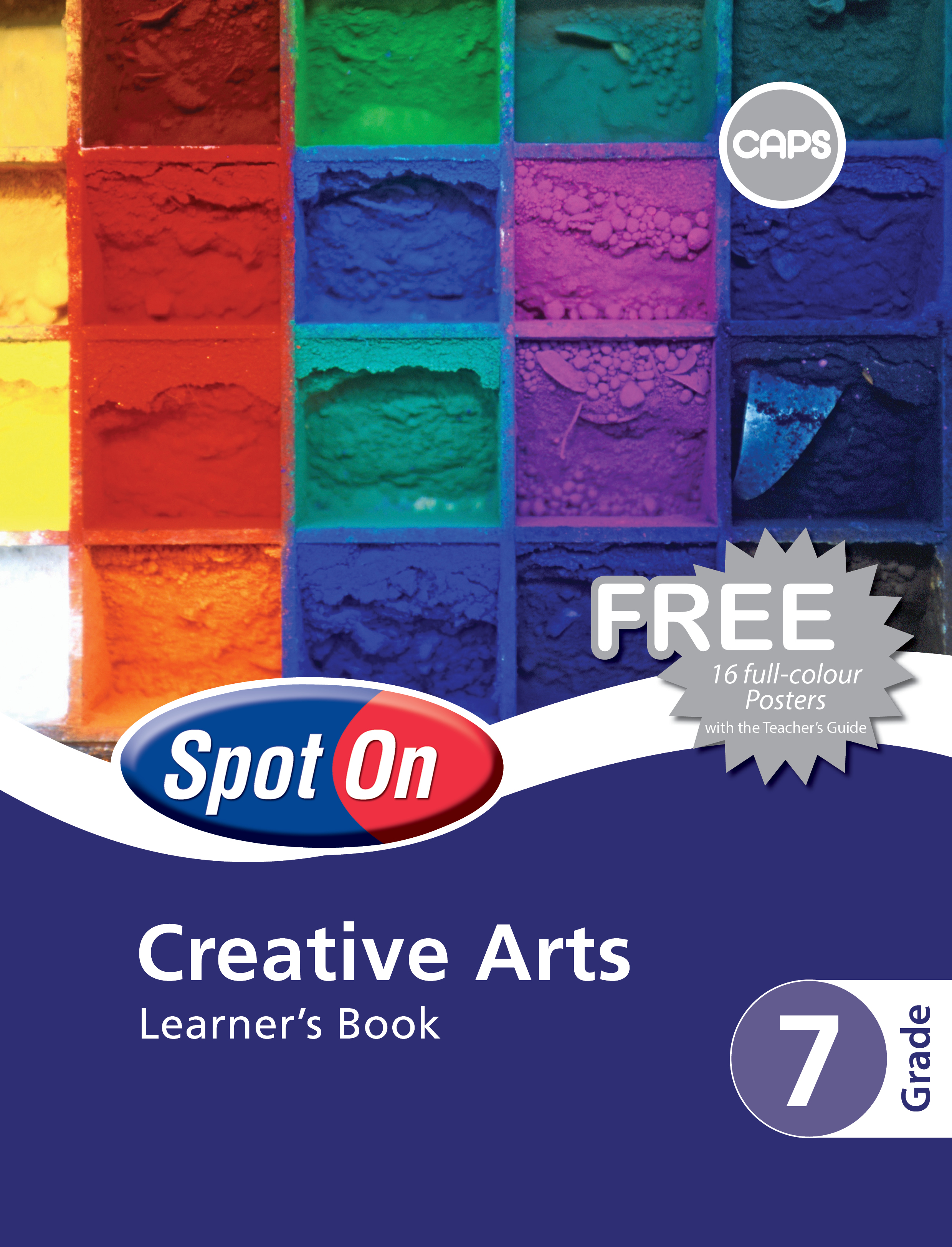Picture of Spot on creative arts CAPS