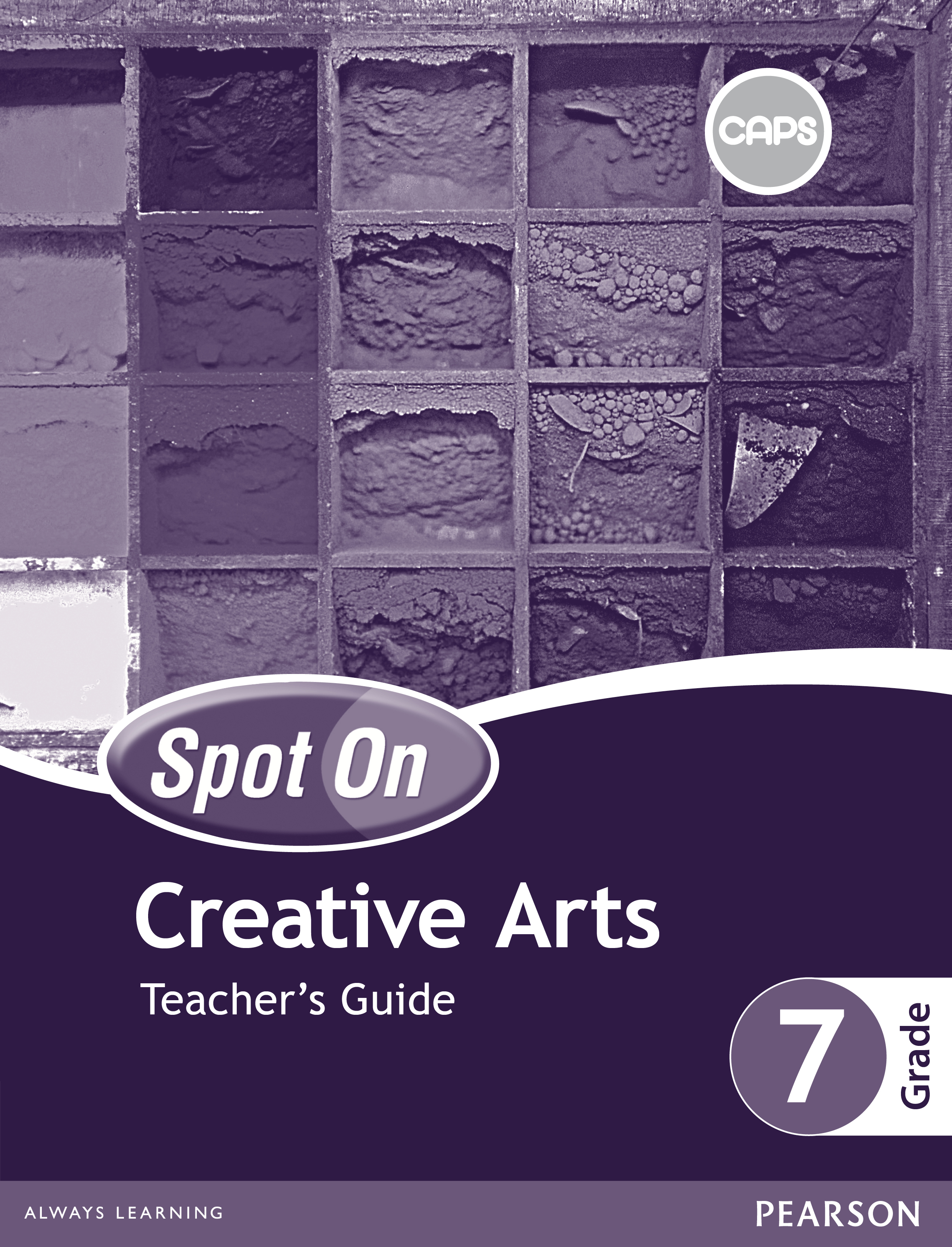 Picture of Spot On Creative Arts: Grade 7: Teacher's Guide and Free Poster Pack