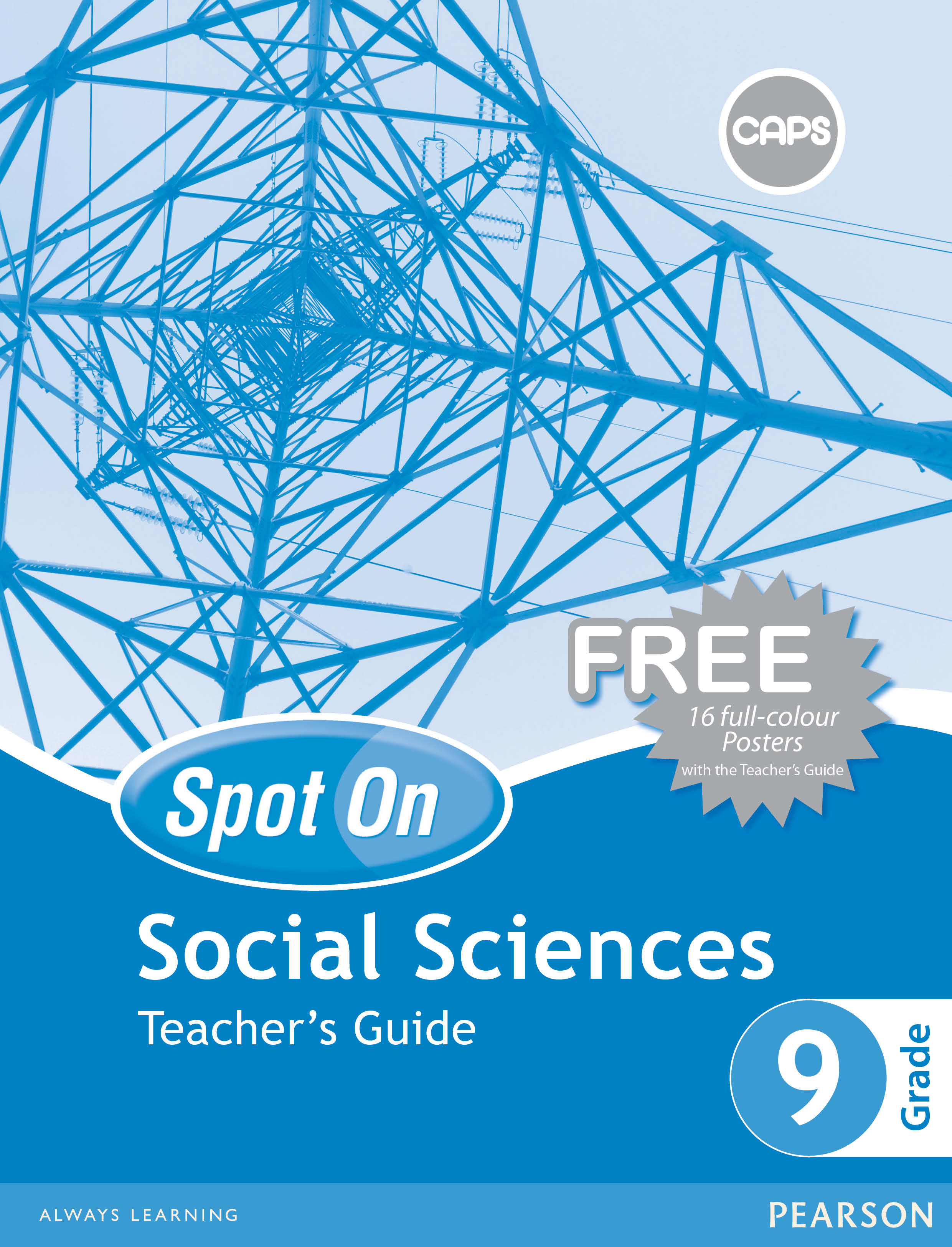 Picture of Spot On Social Sciences : Grade 9 : Teacher's Guide and Free Poster Pack