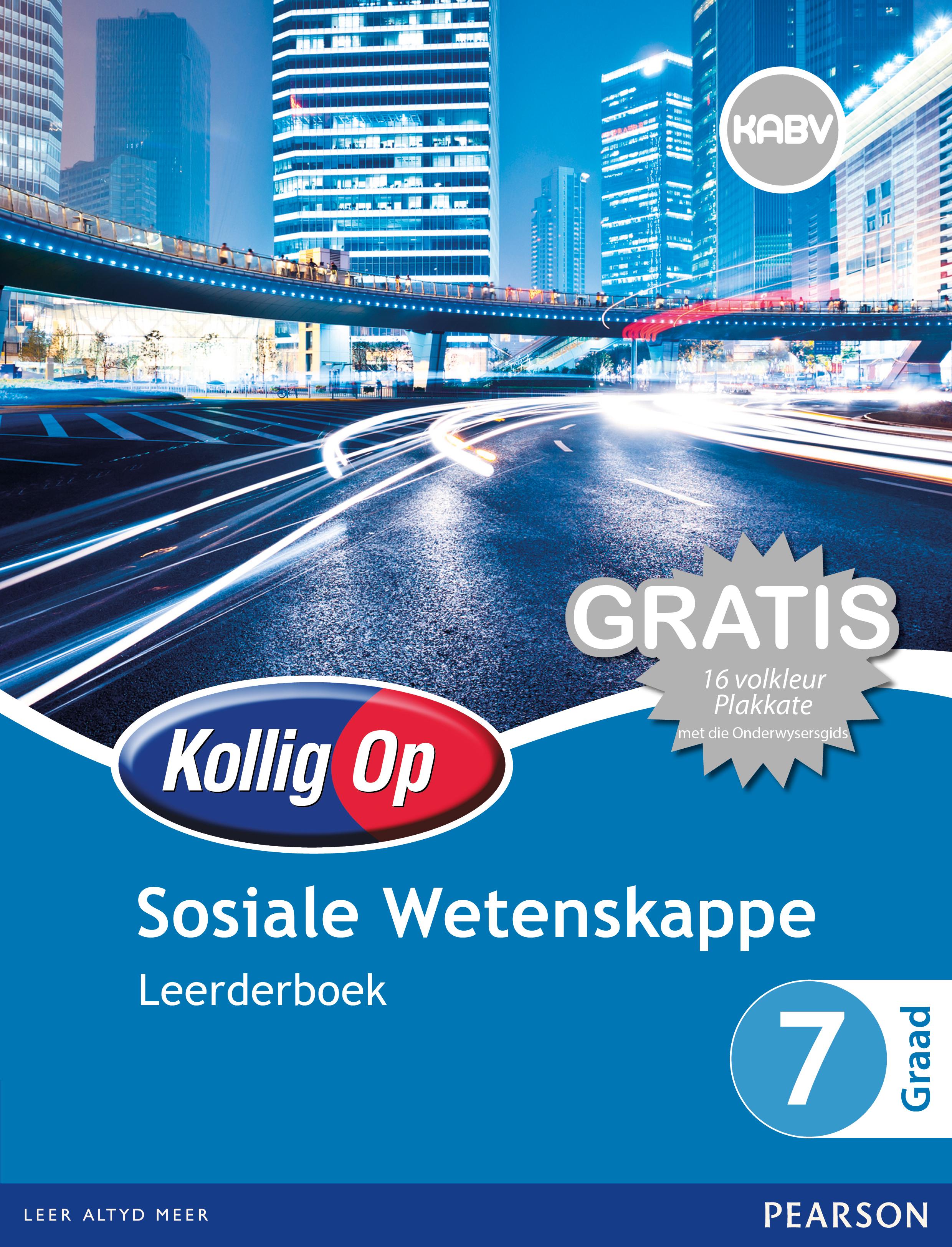 Picture of Kollig Op Sosiale Wetenskappe: Graad 7: Leerdersboek