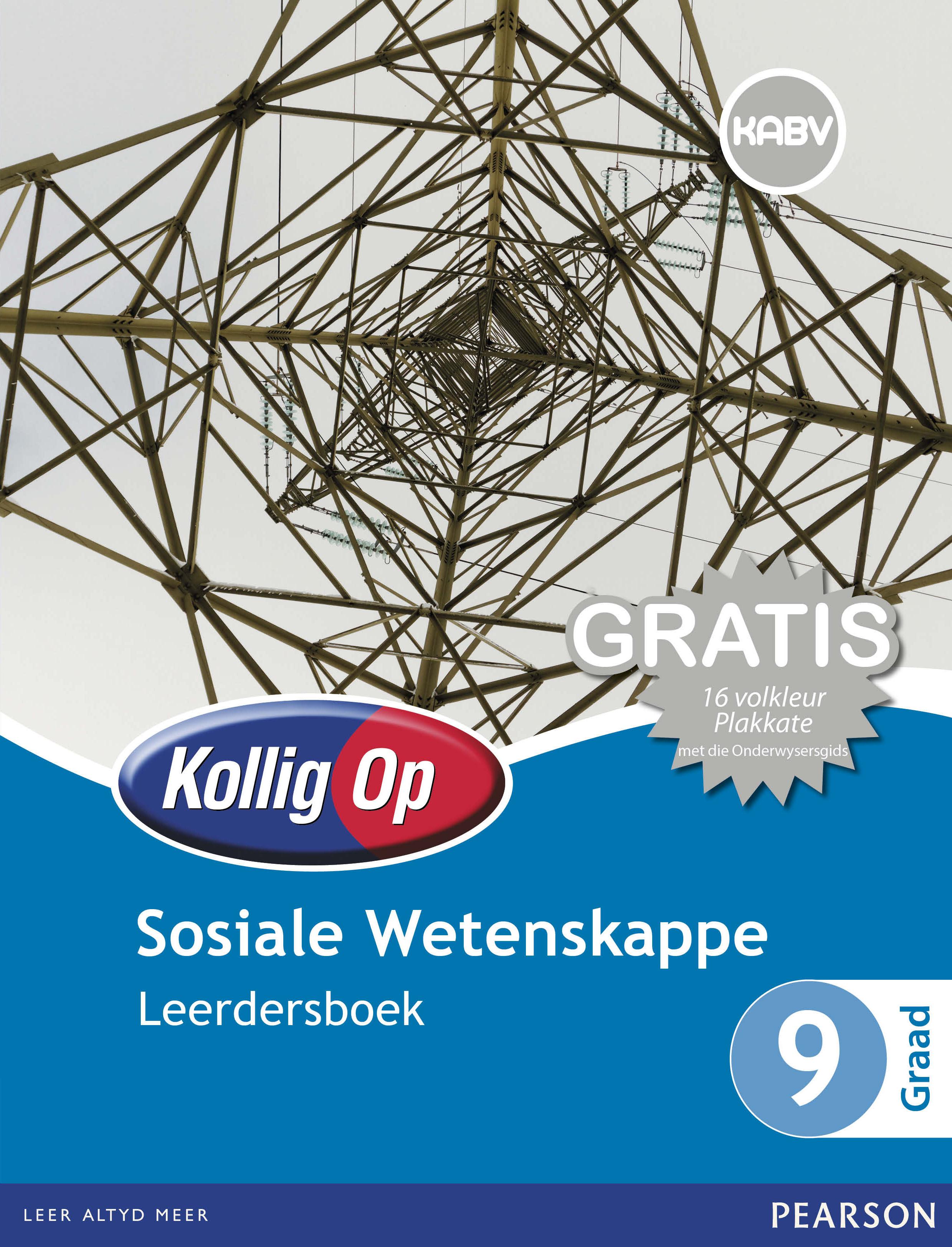 Picture of Kollig Op Sosiale Wetenskappe: Graad 9: Leerdersboek