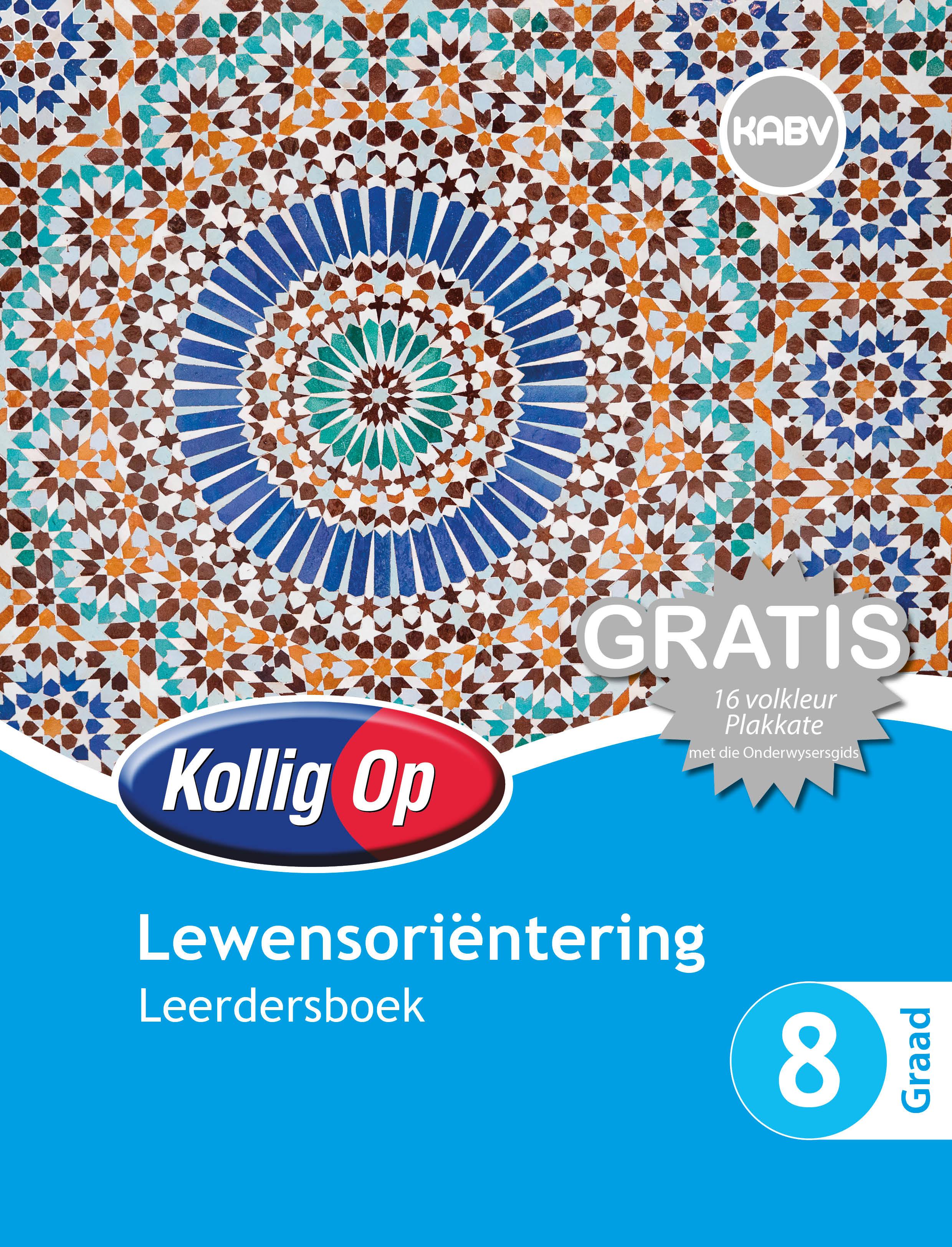 Picture of Kollig Op Lewensorientering: Graad 8: Leerdersboek