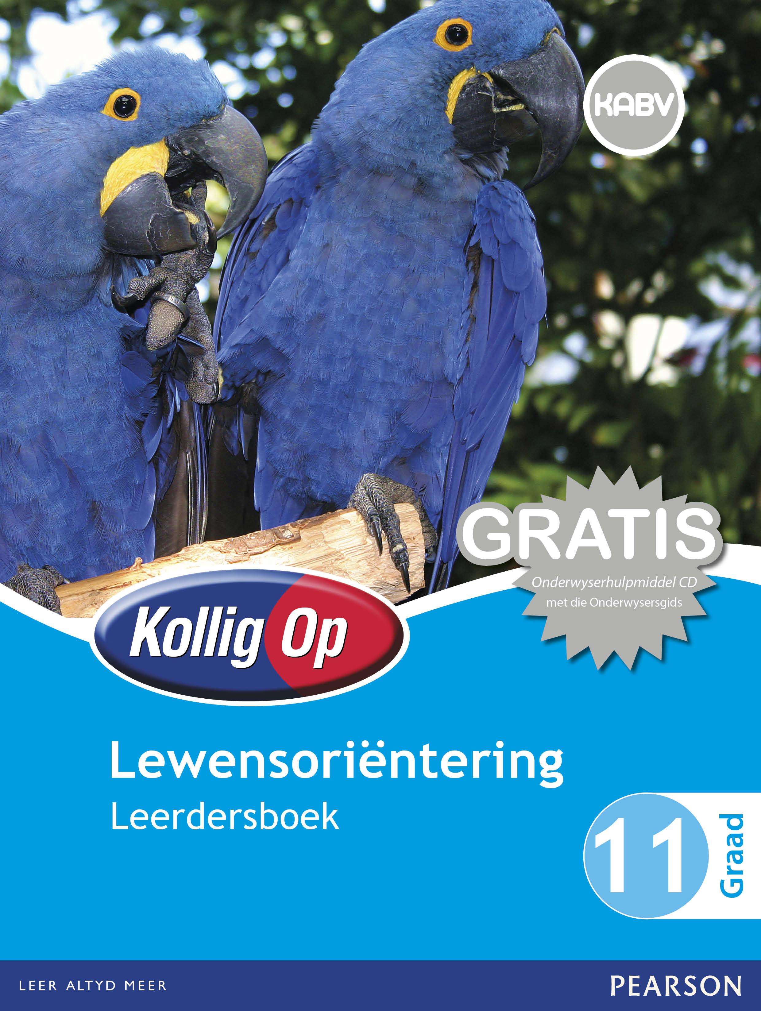 Picture of Kollig Op Lewensorientering : Graad 11 : Leerdersboek