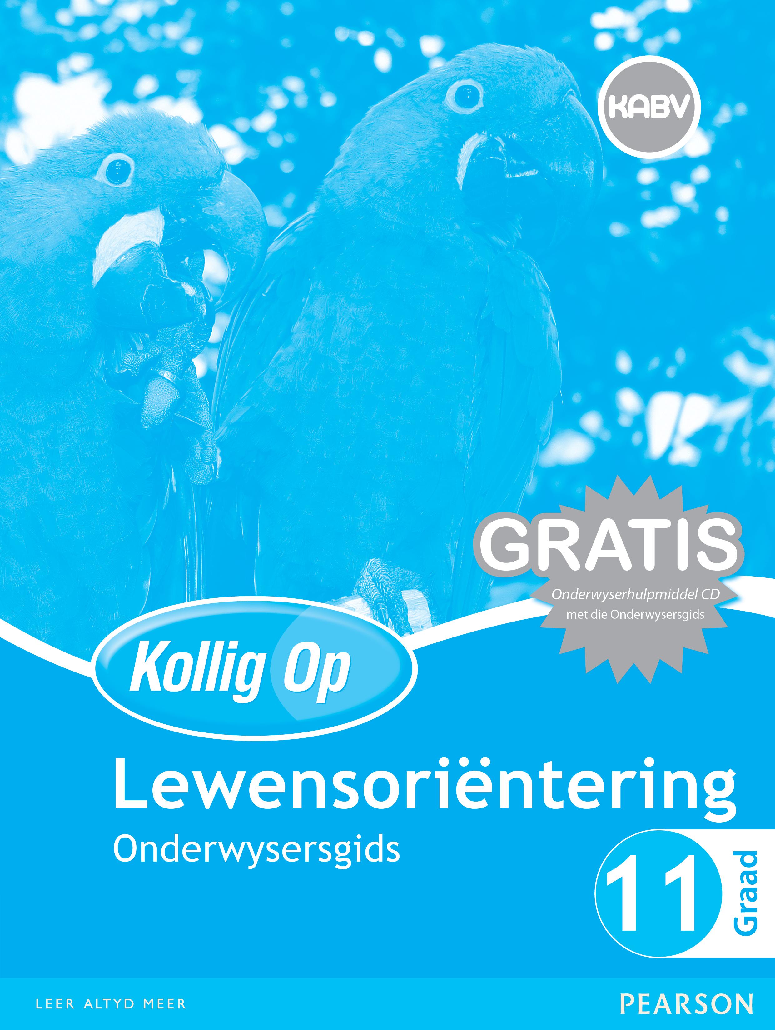 Picture of Kollig Op Lewensorientering : Graad 11 : Onderwysersgids en Gratis Onderwyserhulpmiddel CD