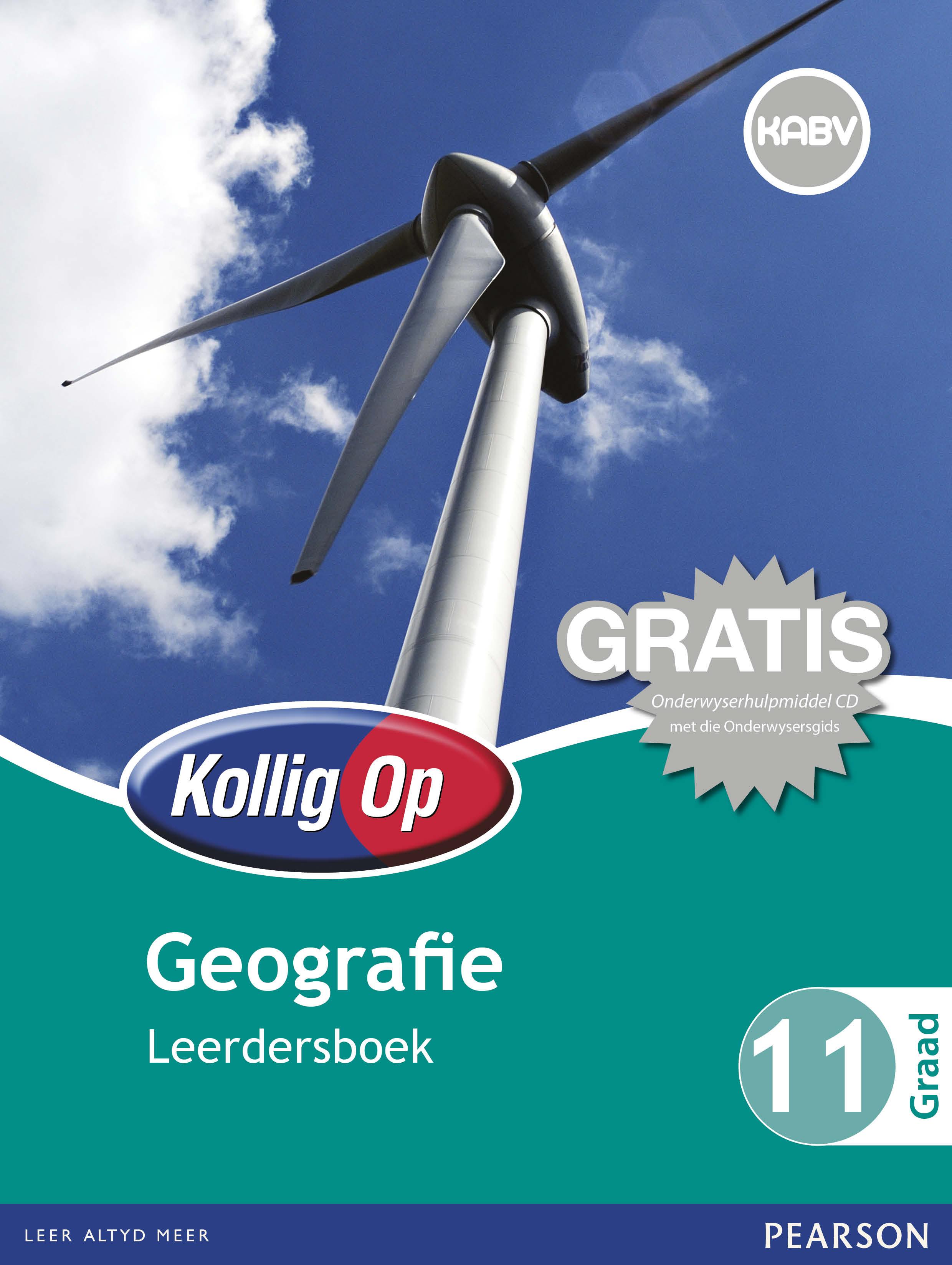 Picture of Kollig op geografie