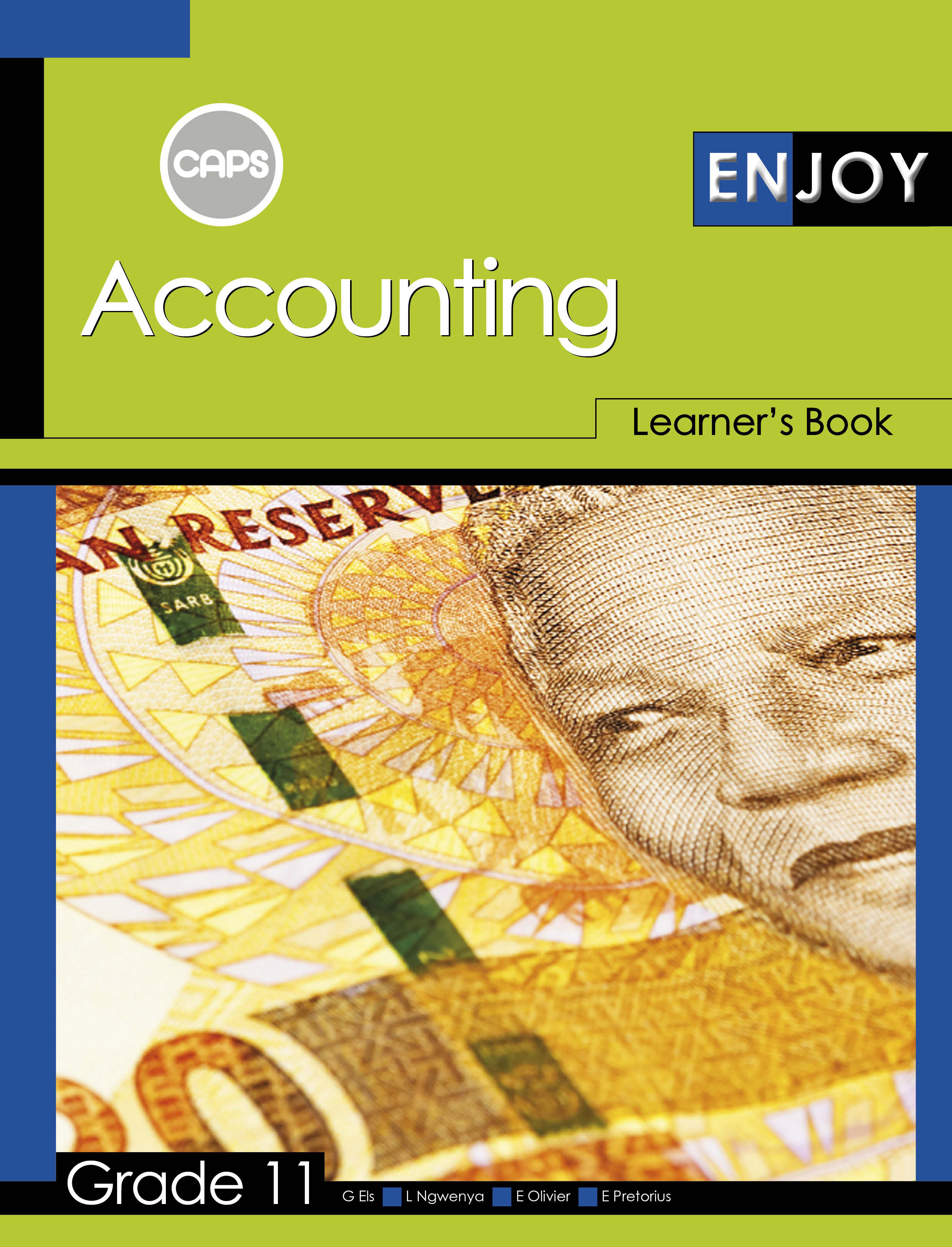 Picture of Enjoy Accounting: Grade 11: Learner's Book