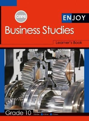 Picture of Enjoy Business Studies: Grade 10: Learner's Book