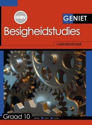 Picture of Geniet Besigheidstudies: Geniet Besigheidstudies: Grade 10: Leerdersboek Gr 10: Leerdersboek
