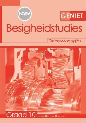 Picture of Geniet Besigheidstudies: Grade 10: Onderwysersgids
