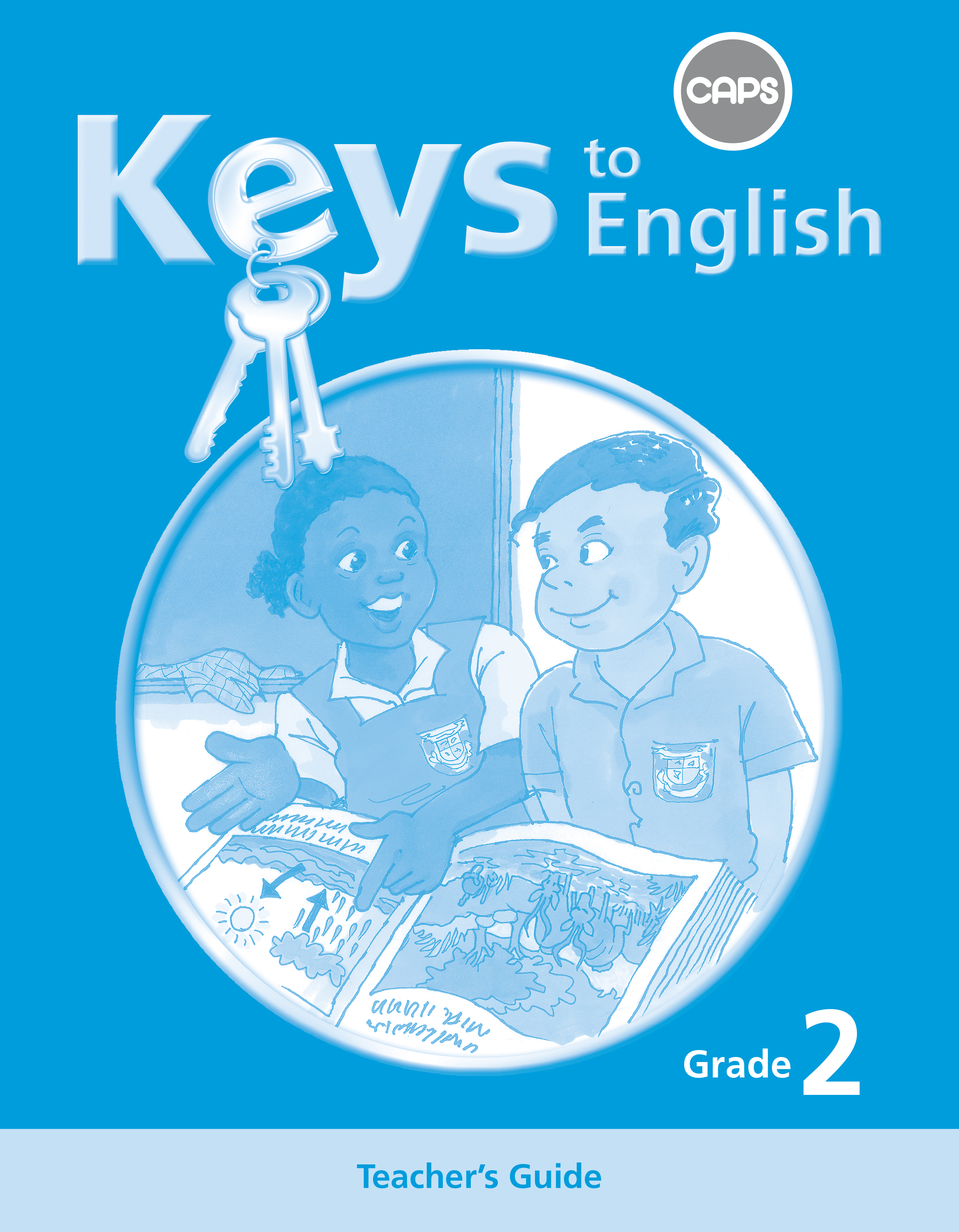Picture of Keys to English First Additional Language: Grade 2: Teacher's Guide