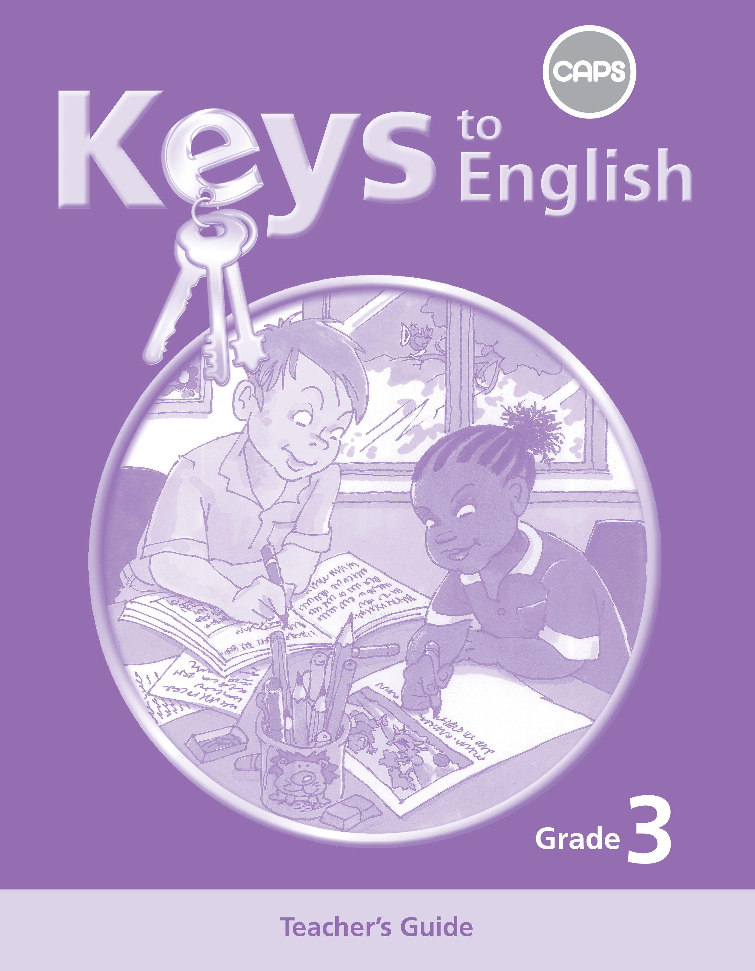 Picture of Keys to English First Additional Language: Grade 3: Teacher's Guide