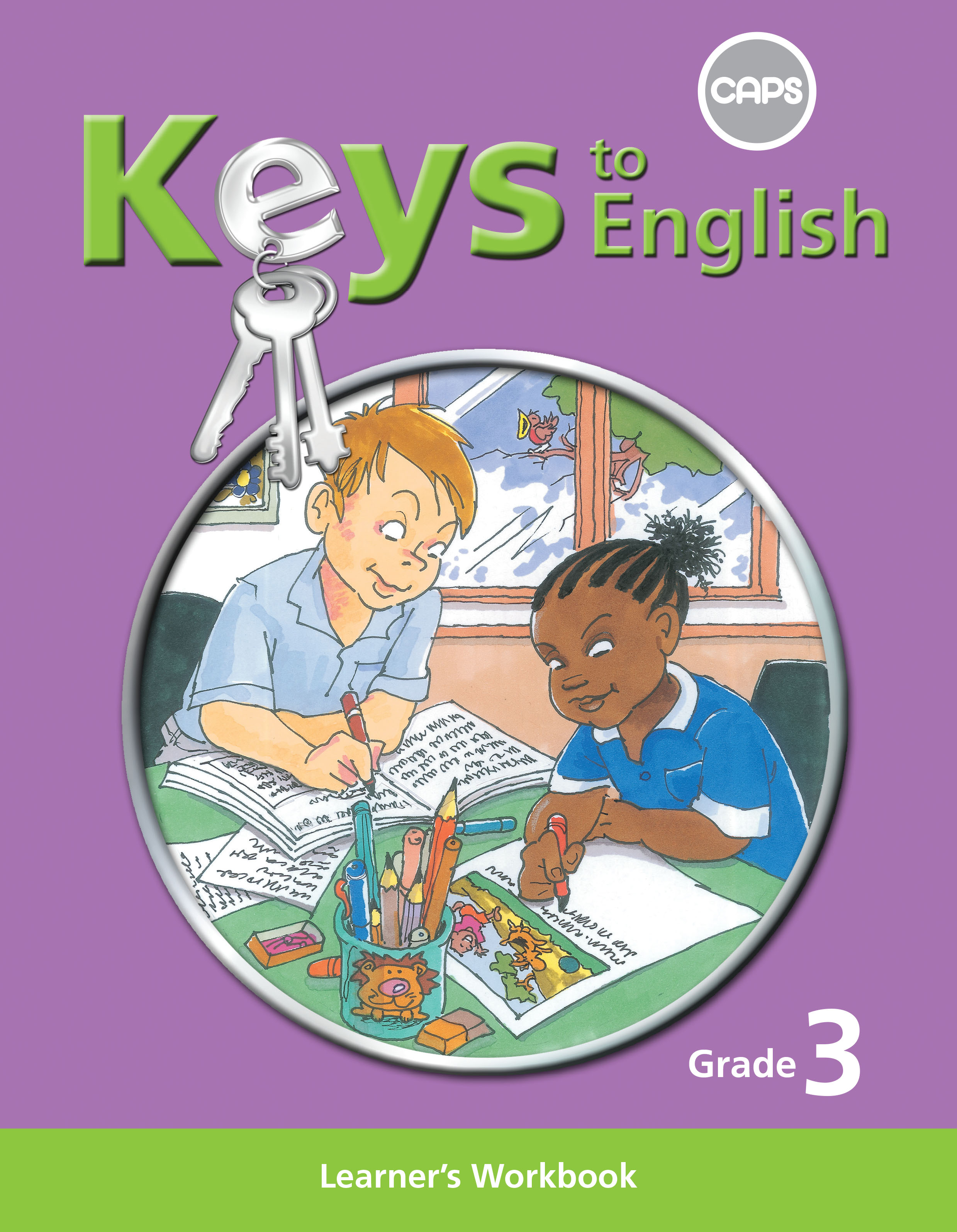 Picture of Keys to English