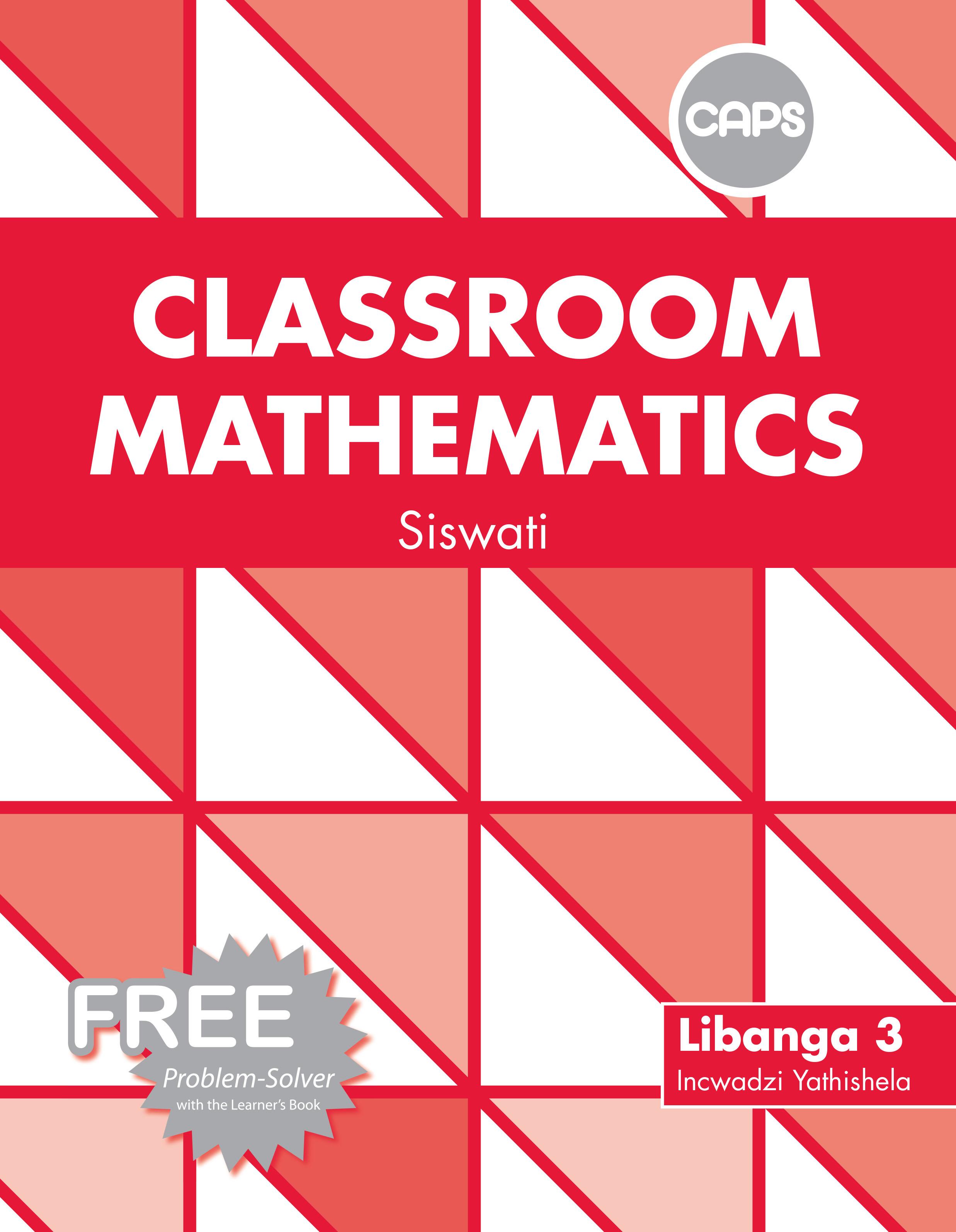 Picture of Classroom mathematics