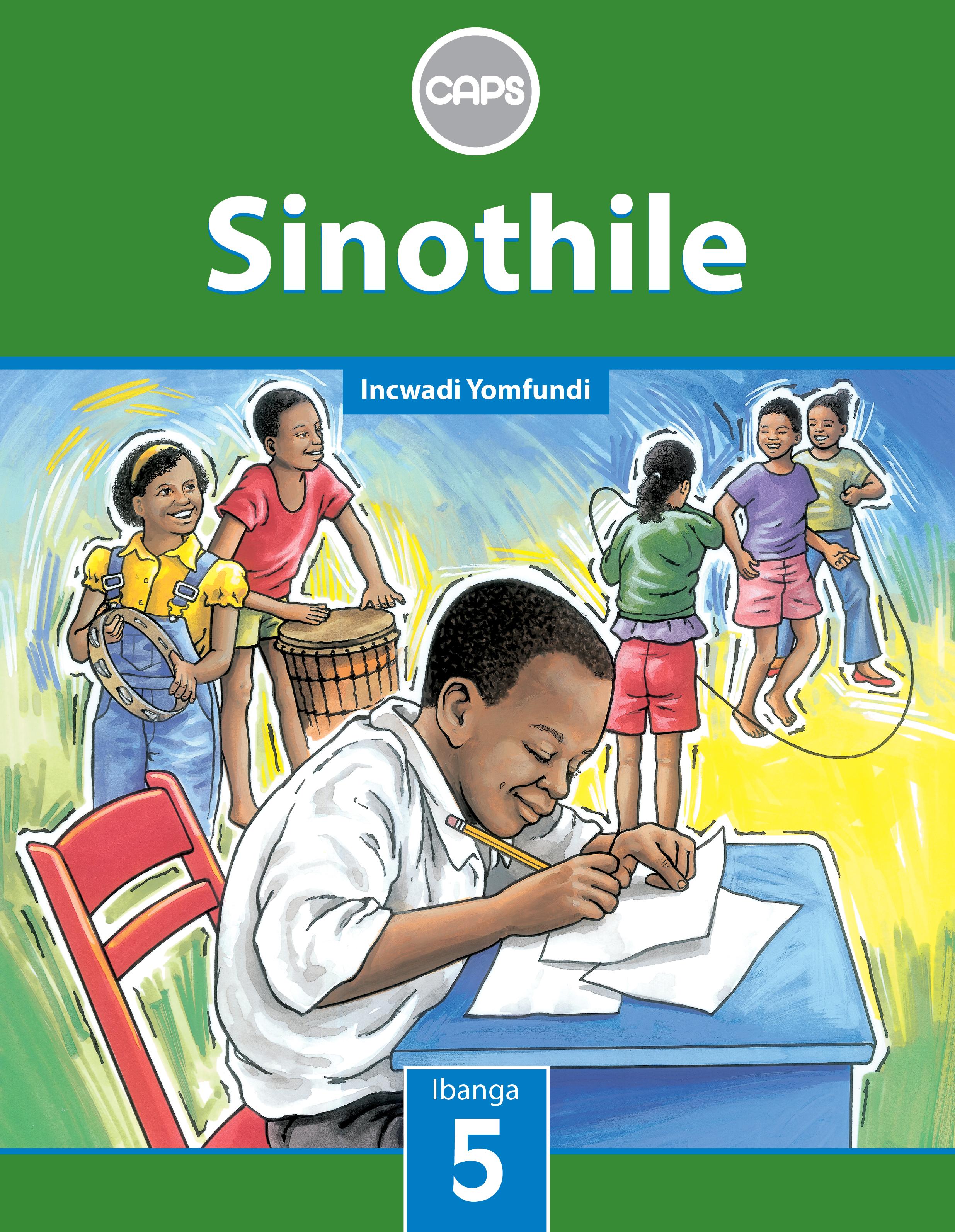 Picture of Sinothile: Sinothile: Ibanga 5: Incwadi Yomfundi Gr 5: Learner's Book