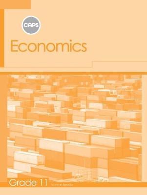 Picture of Enjoy Economics: Grade 11: Teacher's Guide (CAPS aligned)