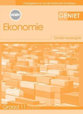 Picture of Geniet Ekonomie: Grade 11: Onderwysersgids