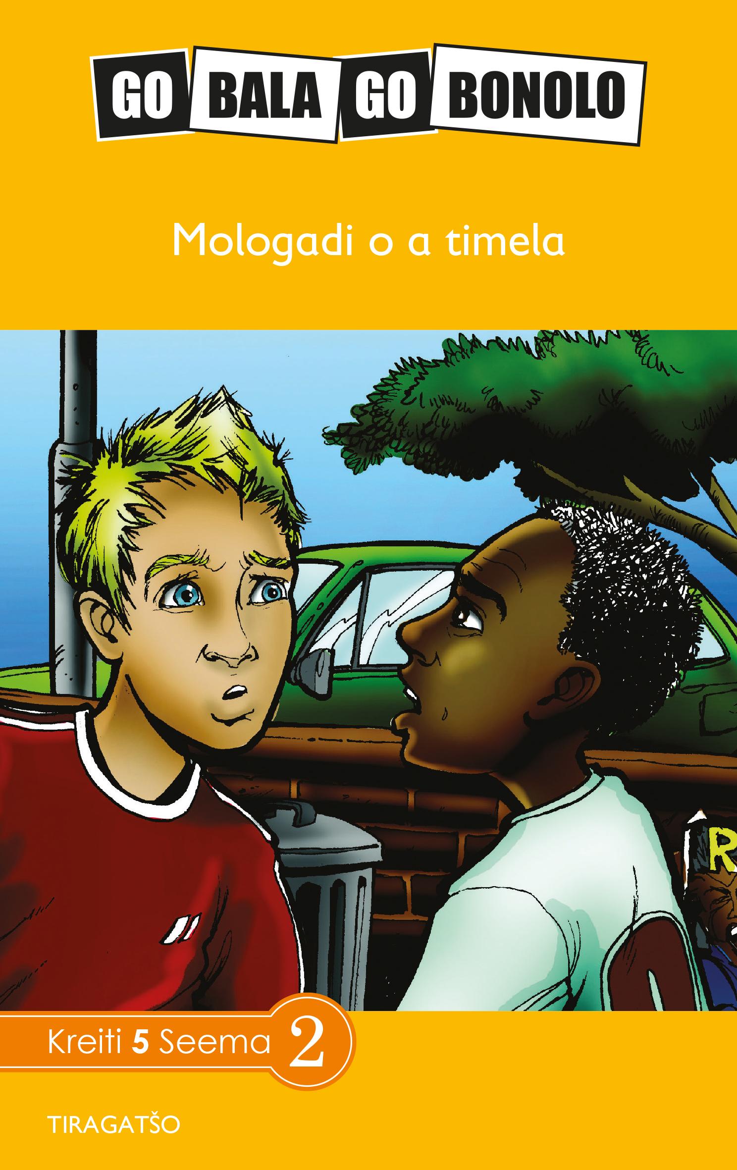 Picture of Go Bala Go Bonolo: Grade 5 : Mologadi oa timela
