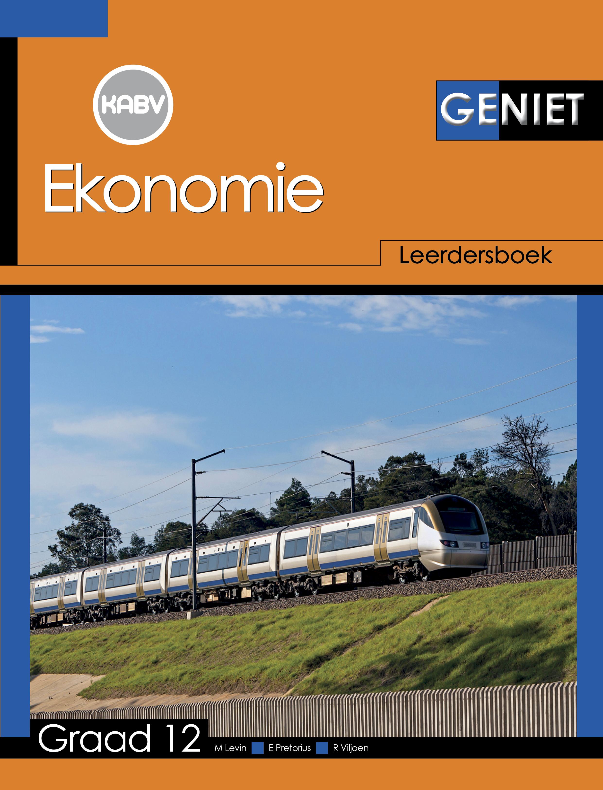 Picture of Geniet Ekonomie: Grade 12: Leerdersboek