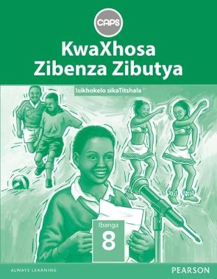 Picture of KwaXhosa zibenza zibutya CAPS: Gr 8: Teacher's guide : Home language